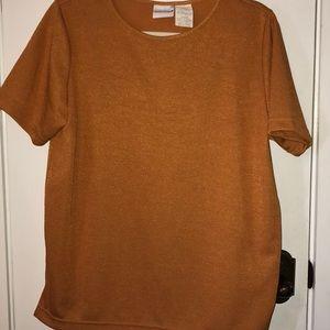 Bobbie Brooks size med. light weight sweater